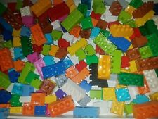 lego duplo mixed bundle 1kg + 2 car bases free figure animal random bricks