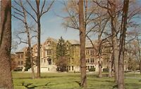 Muncie IN~Fine Arts Building Ball State University~Von Gerichton Studios 1960s