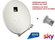 Parabola Antenna satellitare da 80cm Off Set FTE Or80sb-pl