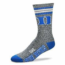 For Bare Feet Duke Blue Devils Got Marbled Crew Socks FREE SHIPPING
