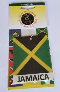 Jamaica car Air Freshener