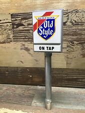 Old Style Retro Heileman's On Tap Beer Tap Handle