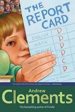 The Report Card by Clements, Andrew