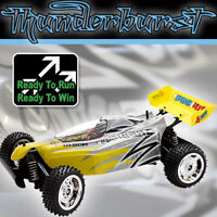2.4 GHz HBX MONSTERTRUCK 4WD BONZER CROSS TIGER TRUCK GELÄNDE AU2 GELB