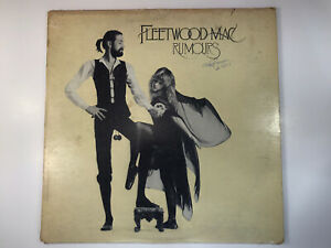 Fleetwood Mac Rumours Vinyl 1977 Record
