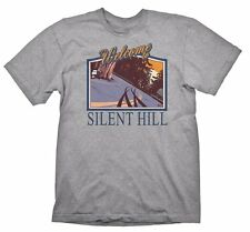 SILENT Hill T-shirt Welcome to Silent Hill (Taglia XL)