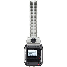 Zoom F1-SP Mobilber Field Recorder mit Richtmikrofon