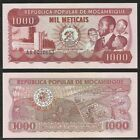 MOZAMBICO - 1000 Meticais 16.6.1980 UNC Pick 128
