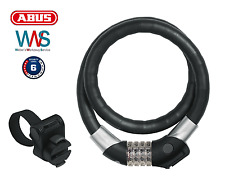 ABUS Kabelschloss Steel-O-Flex™ Raydo Pro 1460 + Halter TexKF Mini NEU!