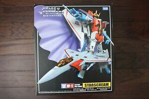 Transformers MP-11 Masterpiece Starscream Takara Tomy Complete