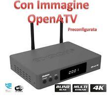 Edision OS mio 4k S2x T2/c Ricevitore Combinato DVB S2/t/t2/c predisposizione