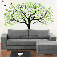 150x180cm Nursery Tree Wall Stickers Kids Art Removable Decal Gift Home Decor AU