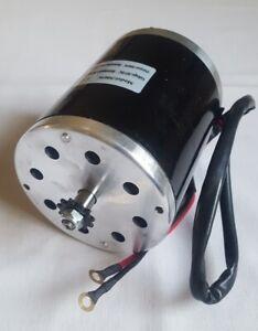 Elektro Motor E-Scooter Quad Elektroroller 36V 500W  2800 RPM 28.5A ohne Platte