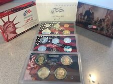 **BEST PRICE** 2007 US MINT SILVER PROOF SET OF 14 COINS **BEST PRICE**