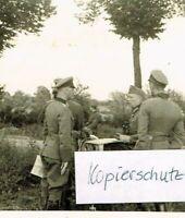 WW 2 Frankreich Feldzug: General Gotthard Heinrici  an der Maginotlinie