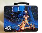 Orlando MegaCon 2017  Exclusive Star Wars 40th Anniversary lunch box