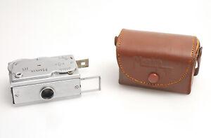 Mamiya 16 Miniatur Kamera 16mm mit Etui