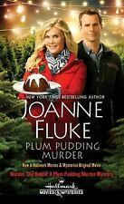 PLUM PUDDING MURDER MOVIE TIE-IN JOANNE FLUKE BRAND NEW MASS MARKET PAPERBACK