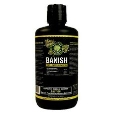 Supreme Growers Banish 32oz Concentrate Mildew Control Makes 240 Gallons RTU