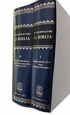 Española Bible Torah Libro Spanish & Hebrew - Tora,Profetas,Hagiografos