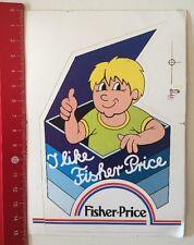ADESIVI/Sticker: Fisher Price-i like Fisher Price (080316185)
