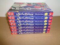 Little Queen vol. 1-7 Manhwa Manga Graphic Novel Book Lot in English