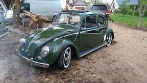VW Beetle, 1965, LHD