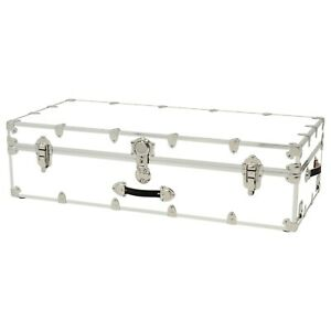 Rhino Under Bed Storage Trunk 44x20x12 for Camp, College & Dorm. USA Made