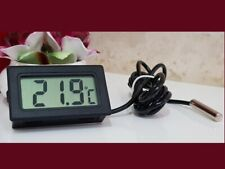 Digital Fridge Freezer Room Car Office Thermometer -50°C- 110°C with battery