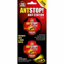 PROFESSIONAL ANT STOP KILLER INDOOR OUTDOOR BAIT STATION TRAPS STOP ANTS