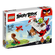 LEGO 75822 Angry Birds Piggy Plane Attack | Brand New In Stock Australia