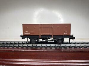 Hornby Dublo OO Ho 2 Rail Scale Model Trains Wagon Gondola Train Car No XP 6-17