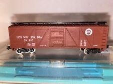 N Scale - Atlas (2363) Pennsylvania (PRR) 40' Wood Boxcar #39857 N499