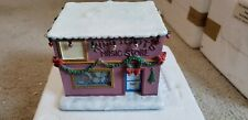 New ListingHawthorne Village The Simpsons King Toot's Music Store Christmas Village Decor