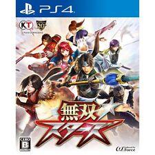 [Used] Musou Stars - PS4 [Japan] [PlayStation 4]