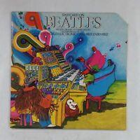 NEW WORLD ELECTRONIC Switched On BEATLES ILPS9300 TML LP Vinyl VG++ Cvr VG+ nr++