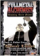 Fullmetal Alchemist Trading Card Game: Father Cornello Starter Deck 4