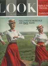 Look Magazine August 1962 Hollywood Musical Doris Day Martha Raye Roger Maris Ad