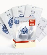 GENUINE MIELE VACUUM HOOVER BAGS GN G N S8310 S5260 S5261& FILTERS