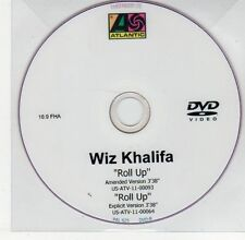 (EG389) Wiz Khalifa, Roll Up - DJ DVD
