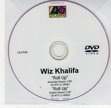 (EG389) Wiz Khalifa, Roll Up - DJ DVD