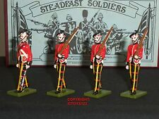 STEADFAST SF09 ROYAL SCOTS 1905 METAL TOY SOLDIER FIGURE SET