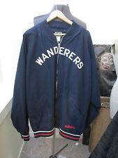 Stall & Dean brooklyn Wanderers soccer jacket size 4xl