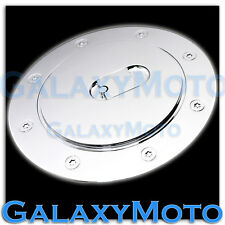 11-13 Ford Explorer Triple Chrome plated ABS Fuel Gas Cap Door Cover 2013