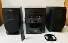 Sony Mhc-F100 Compact Stereo System Storage 50+1 Cd