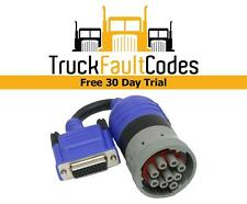 493015 CAT Equipment 9-Pin Cable for 124032 Nexiq USB Link 2 NEW