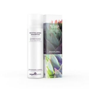 Organic Series Revitalising Shampoo 200ml 100% Natural Genuine (rrp £22)