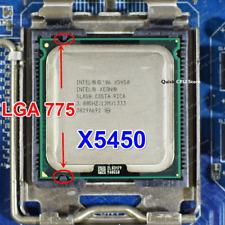 Intel Xeon X5450 3GHz 775 CPU (Better than Q9650 Q9550 Q9505 Q9500 Q9450 Q9400)