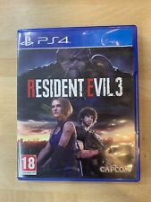 Resident Evil 3 PS4 Perfecto Estado