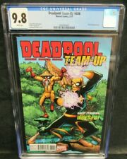 Deadpool Team-Up #886 (2011) Iron Fist Humberto Ramos CGC 9.8 White Pages S638